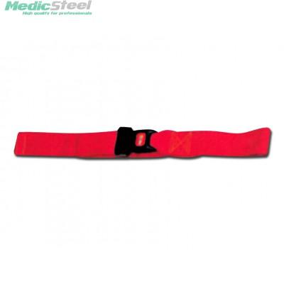 IMMOBILISATION BELT 5x213 cm - red - C