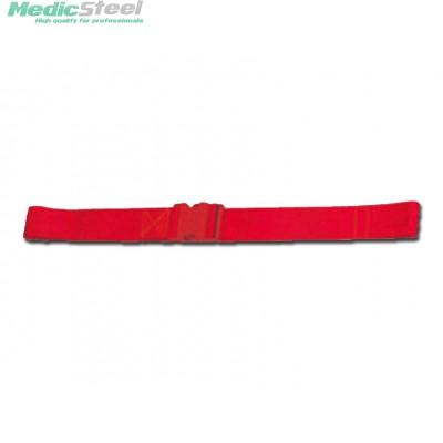 IMMOBILISATION BELT 5x213 cm - red - A