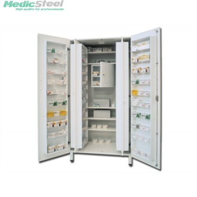 MEDICINE CABINET - bi laminated board - any colour