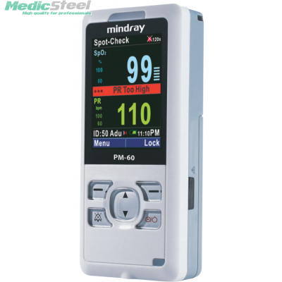 Mindray PM 60 pulse oximeter