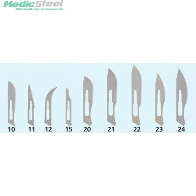 PARAGON DISPOSABLE SCALPEL BLADES sterile