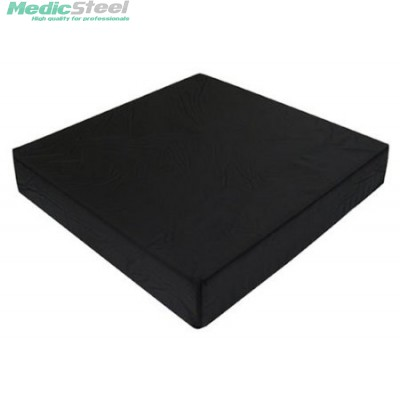 POLYURETHANE GEL CUSHION without hole 40 x 40 x 3 cm