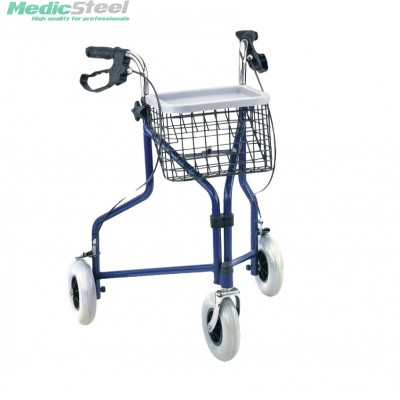 ROLLATOR WITH 3 WHEELS