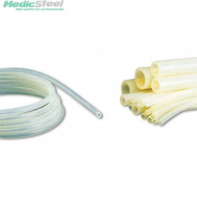 Silicone Tube 2,5mm thick on roll 100m