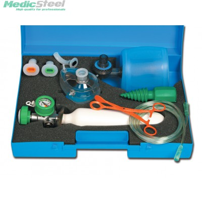 SPEED 2 RESUSCITATION KIT - NF cylinder