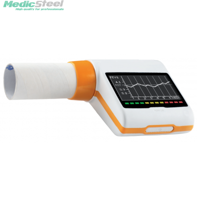 SPIROTEL SPIROMETER - with Winspiro software and Blootooth
