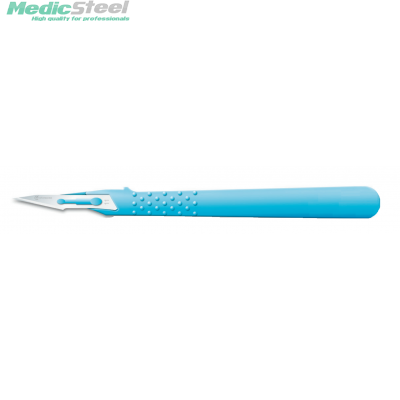 GIMA STERILIZED DISPOSABLE S/S SCALPEL - Standard Model