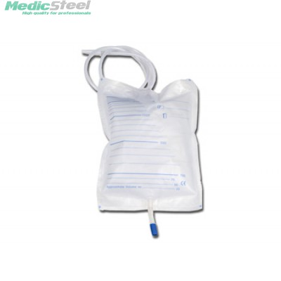 URINE BAG 2000 cc - box of 180