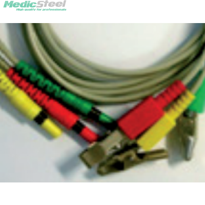VET 3 LEAD CLIP TYPE CONNECTORS