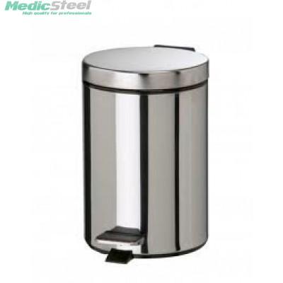 WASTE BIN stainless steel