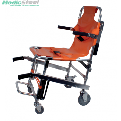 WHEELCHAIR STRETCHER - 4 wheels