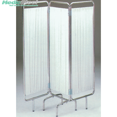 3 WINGS SCREEN with castors
