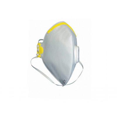 FOLD FLAT RESPIRATOR with valve - FFP1