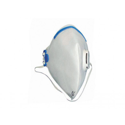 FOLD FLAT RESPIRATOR with valve - FFP2