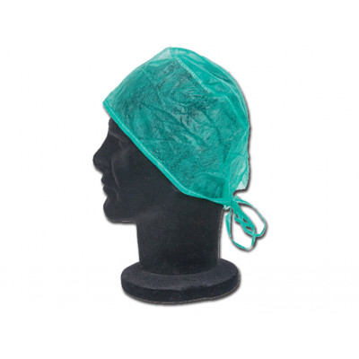 SURGEON CAP green