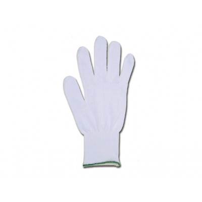COTTON GLOVE - white