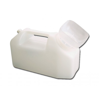 24H URINE CONTAINER with junction