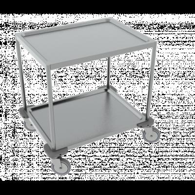 Instrumentenwagen 304 rvs 80x63x78h cm