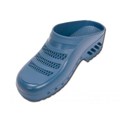 GIMA PROFESSIONAL CLOGS with pores - blue