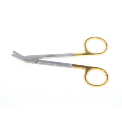 GOLD UNIVERSAL SCISSORS 12 cm