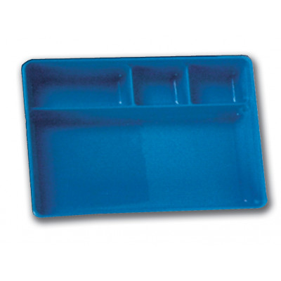 COMPARTMENT TRAY plastic 270 x 180 x 41 mm