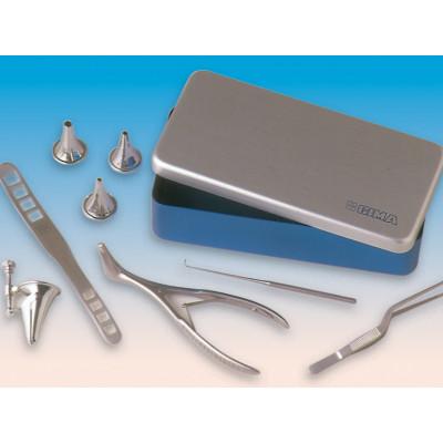 ENT KIT in aluminium box