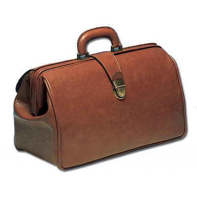 SUPERTEXAS SKAY MEDICAL BAG cognac