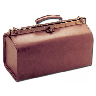 LARGE POLUS SKAY MEDICAL BAG cognac