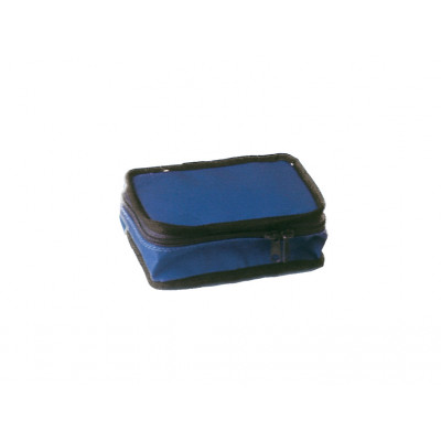 MINI DIABETIC BAG empty blue