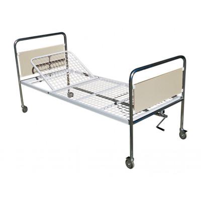 BED MET 1 GELEDING - MET WIELEN