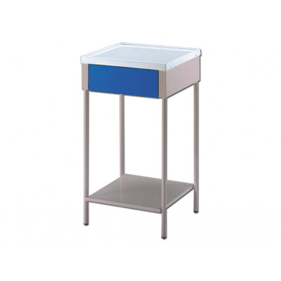 BEDSIDE TABLE - with drawer