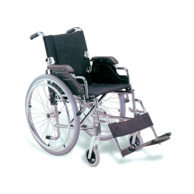 ROYAL WHEELCHAIR chromed