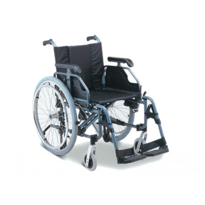 KING ALUMINIUM WHEELCHAIR
