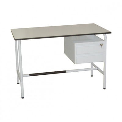 DESK 120 x 70 cm with 2 drawers