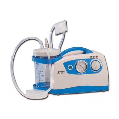 SUPER VEGA SUCTION ASPIRATOR 1 l 110V (on request)