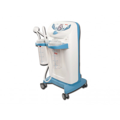 CLINIC PLUS SUCTION ASPIRATOR - 230V - with footswitch