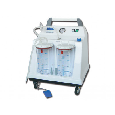 TOBI HOSPITAL SUCTION ASPIRATOR - 230V - with footswitch
