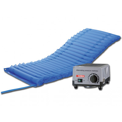 INTERCHANGEABLE CELL AIR MATTRESS + COMPRESSOR (28516+28517)