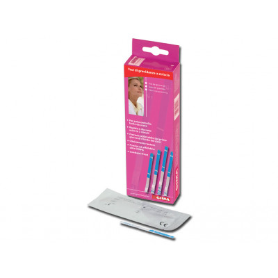 PREGNANCY TEST - self test - strip 4 mm