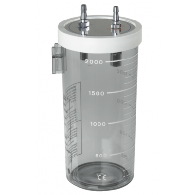 SPARE BOTTLE 2 l with safety valve for Maxi Aspeed