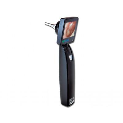 MD SCOPE VIDEO OTOSCOPE - Deluxe zipper pack 4 probes