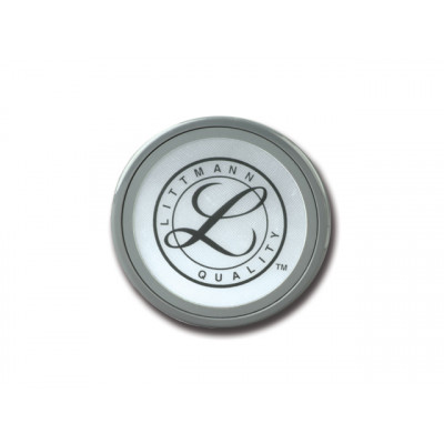 DIAPHRAGM + RETAINING RING for Littmann Classic II, Select, Master classic, Cardio III (large side)
