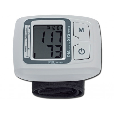 SMART GIMA AUTOMATIC WRIST BLOOD PRESSURE MONITOR