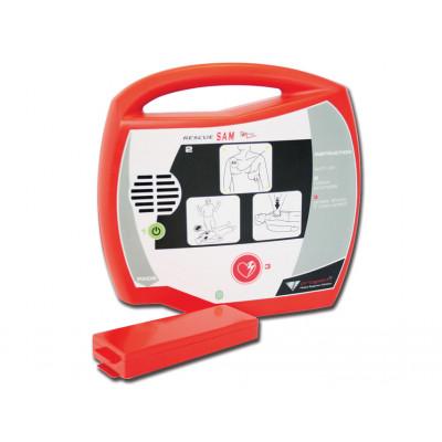 RESCUE SAM AED DEFIBRILLATOR