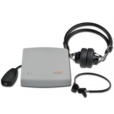 PICCOLO SPEECH AERO DIAGNOSTIC AUDIOMETER air + bone + speech + mask