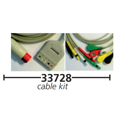 5 LEAD PATIENT CABLE KIT