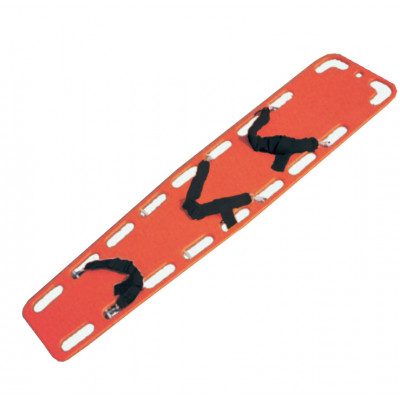 SPINAL BOARD with pins
