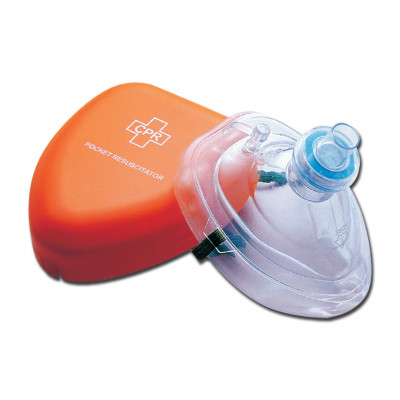 CPR MASK pocket resuscitator