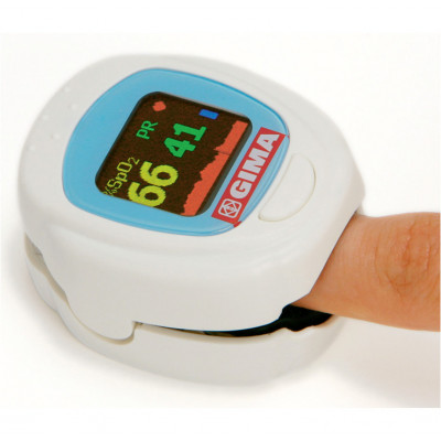 Vinger pulse oximeter Child