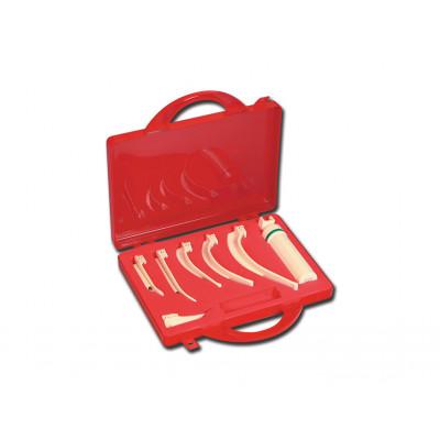 EMERGENCY CASE plastic handle + 6 disposable blades
